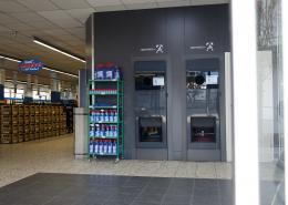 Pfandautomat Getränkecenter