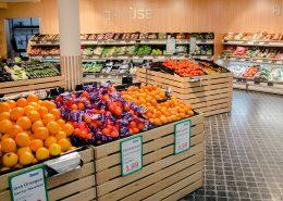 Obst und Gemüse - Zitrusfrüchte