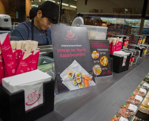EatHappy - Sushi Theke