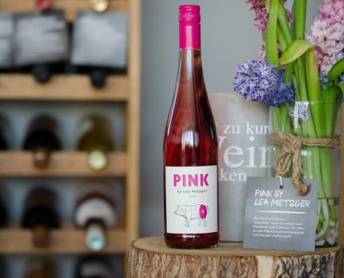 Pink by Lea Metzger