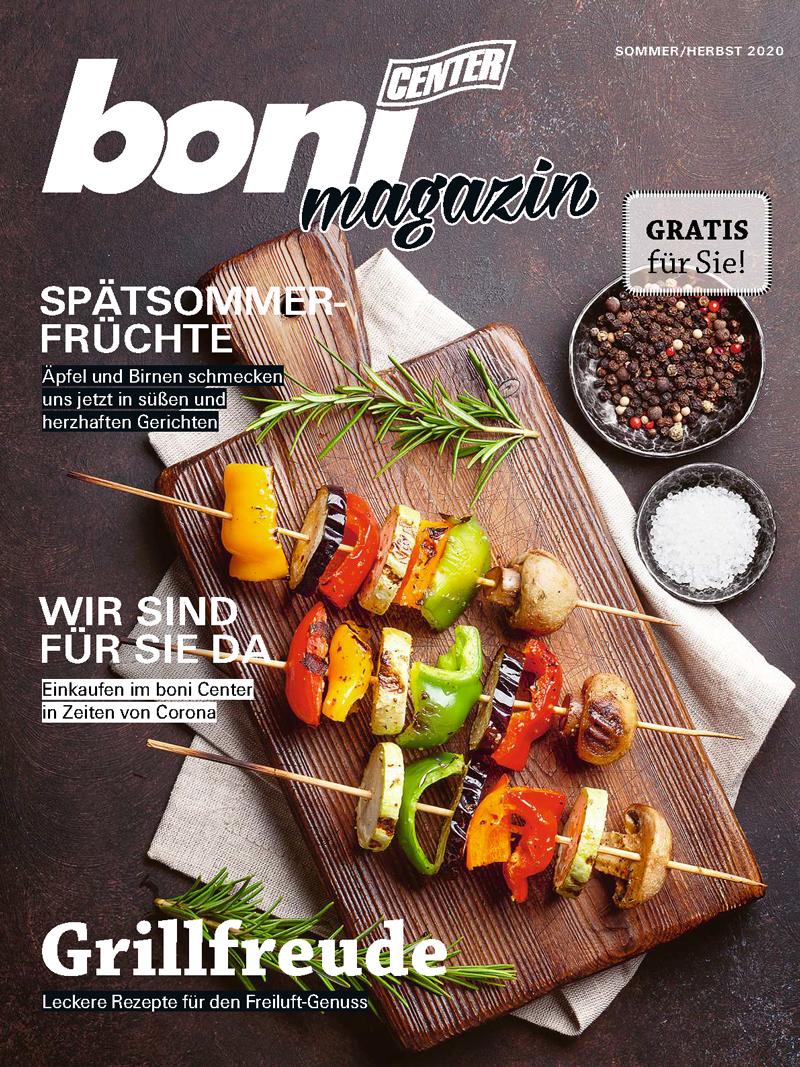 Kundenmagazin Sommer 2020